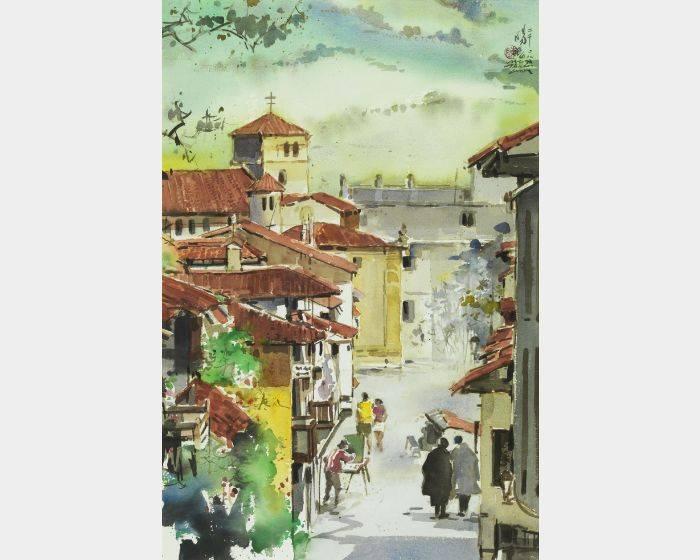 陳陽春-西班牙古堡