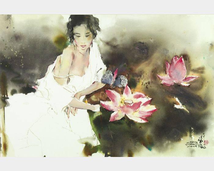 陳陽春-人比花嬌