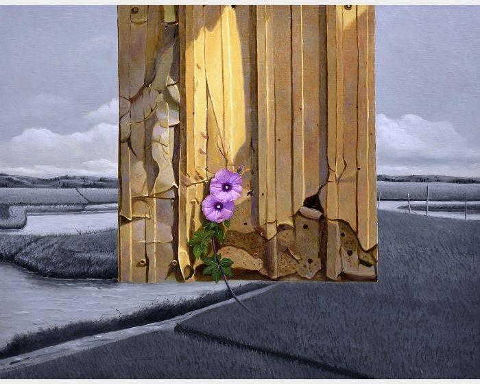 林美蕙-逐步消逝的風景(十四)
