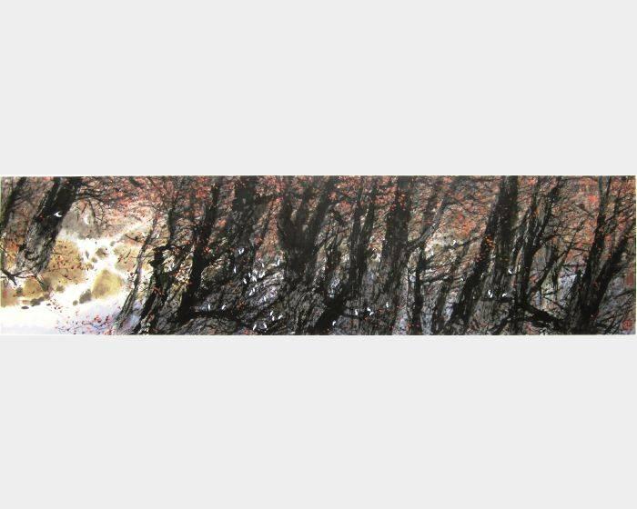 林章湖-丹林白鷺