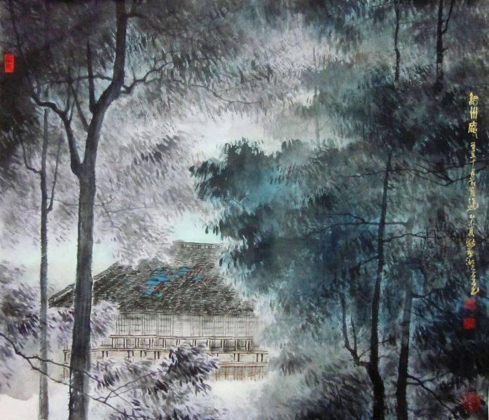 林章湖-紀州庵