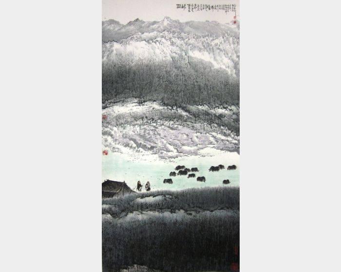 林章湖-雪域