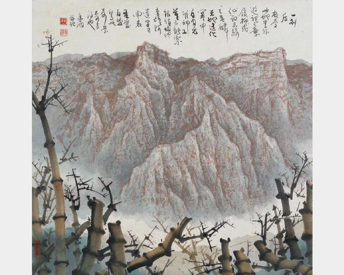 林章湖-月世界