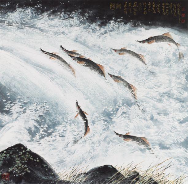 林章湖-清流