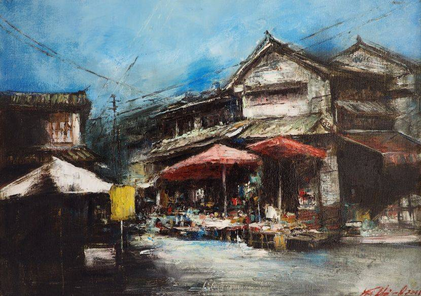 韋啟義-老街