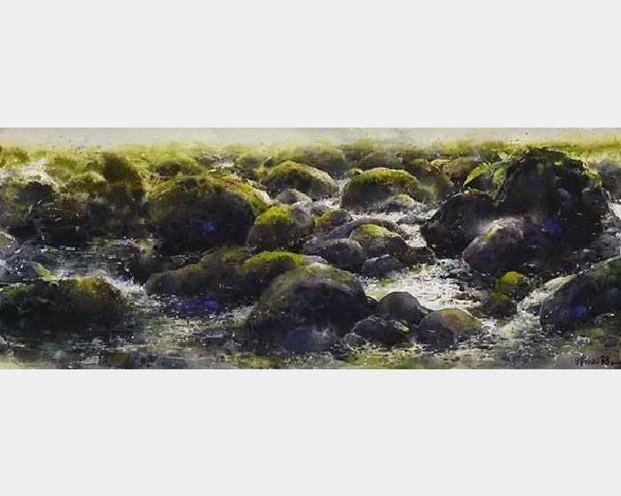 謝明錩-墨染苔河
