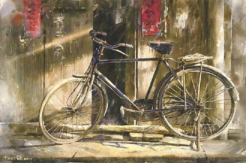 謝明錩-阿爸的老單車
