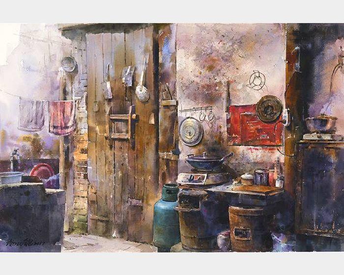 謝明錩-五夫鎮的老廚房