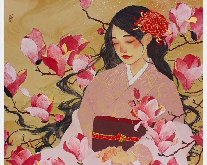 島田 沙菜美-花咲く色(花開的顏色)