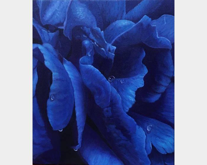 林美蕙-藍花序曲1