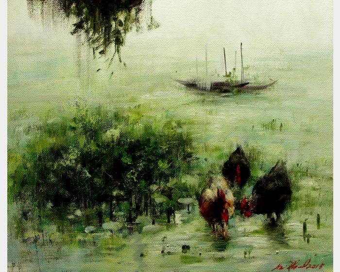 韋啟義 -水岸印象