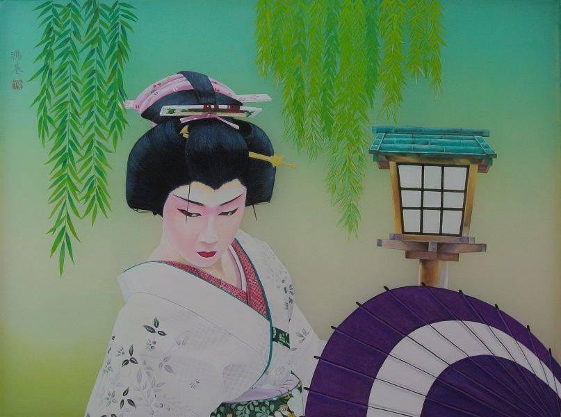 黃鴻基-男歌舞伎