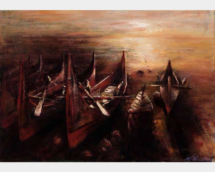 韋啟義-蘭與晨曦 The Dawning Lanyu Islet