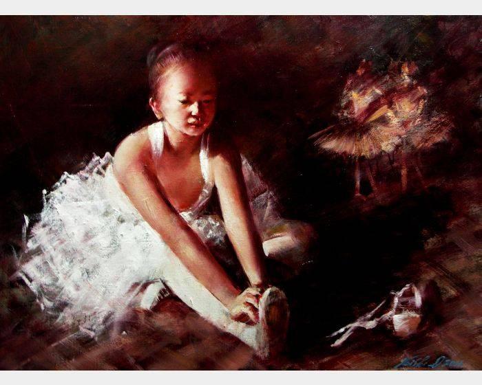 韋啟義-陽光舞影-1 Dance in the Sunshine-1