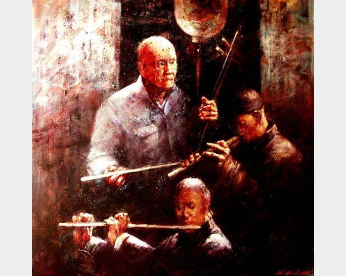 韋啟義-鄉音 The Sound of Music from Hometown