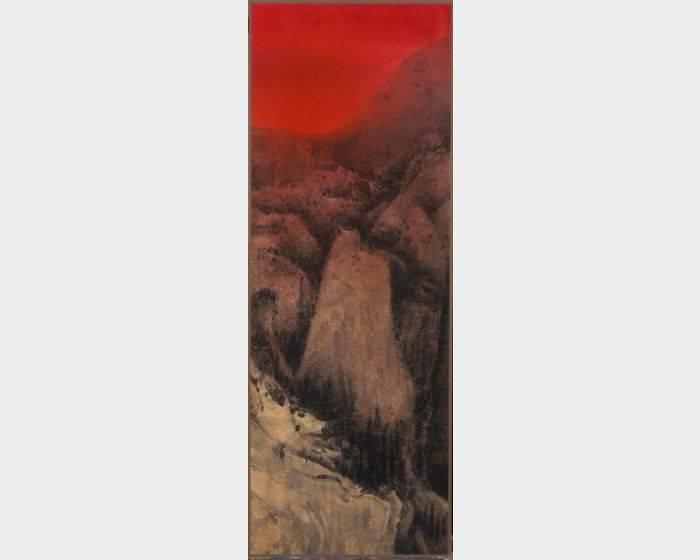 劉國松-黃土高坡