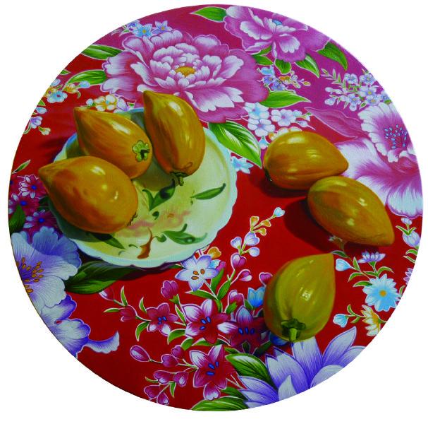 張堂庫-臺灣紅--仙桃
