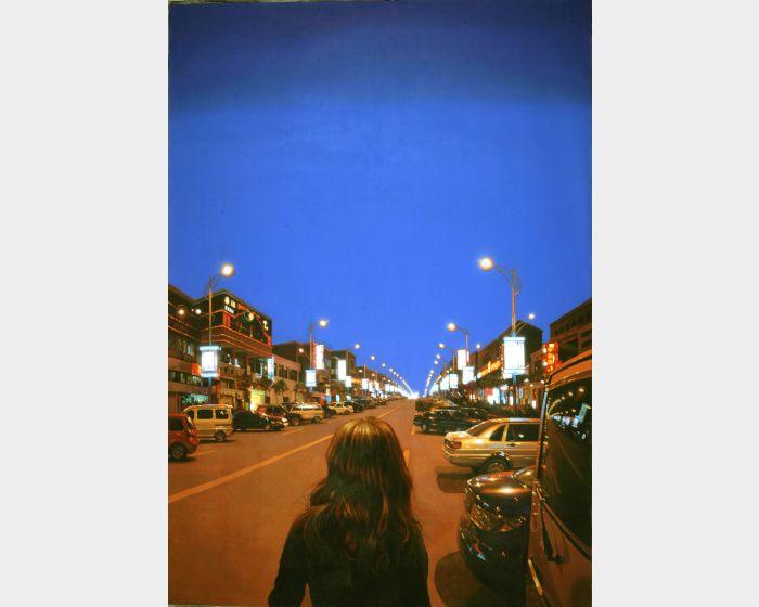 鍾飆-一個人的城市