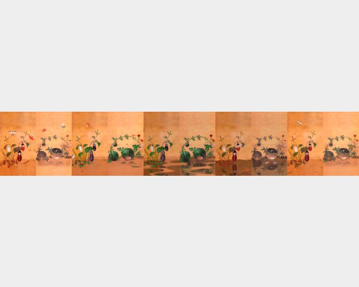 李二男-新 - 草蟲圖