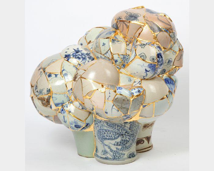 李受徑-變形花瓶W4
