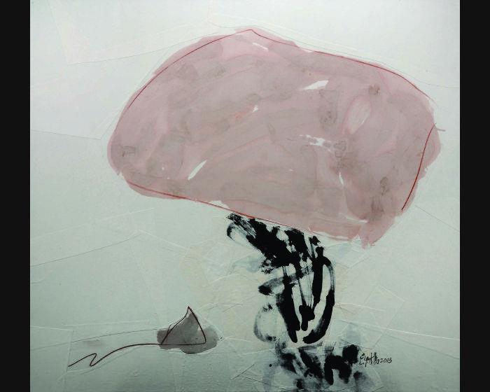 楊世芝-從一塊粉紅飛起