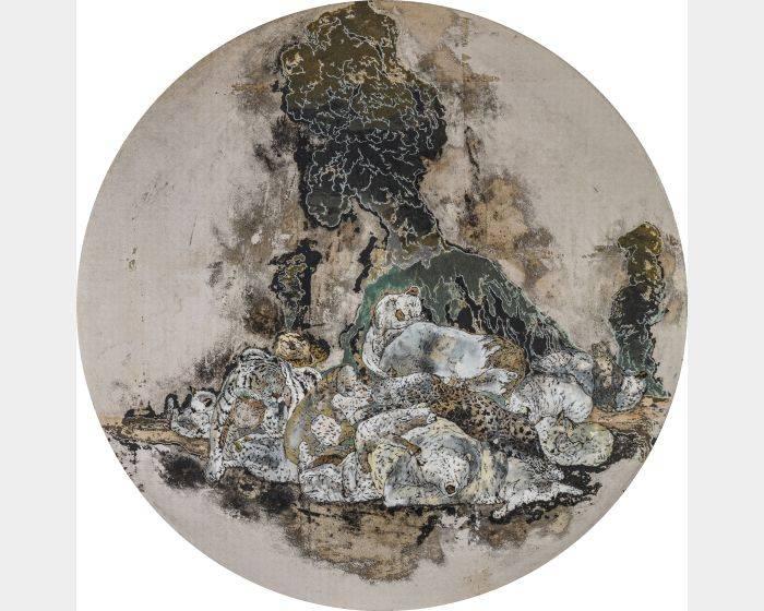 蕭珮宜-動物火山III