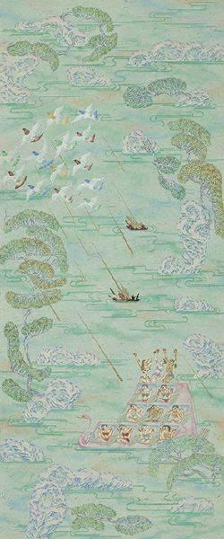 顏妤庭-和平鴿與愛之船