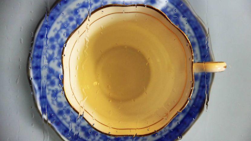徐嘒壎-Cup and Saucer 杯與盤