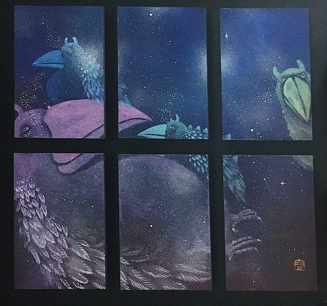 吳佳容-銀河系裡的輕旅行