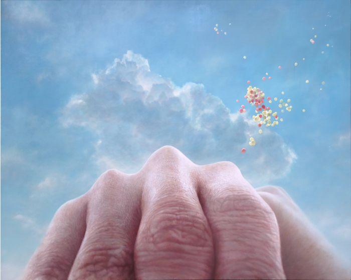 侯忠穎-有氣球的夢 The Dream with Balloons