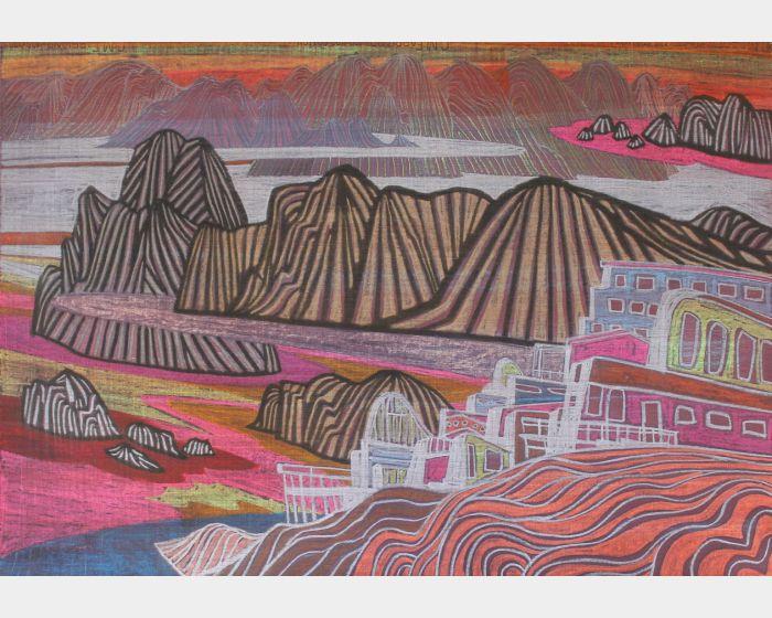 吳熙吉-靜默丘壑–3