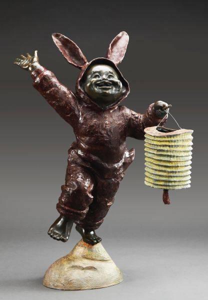 黃國雄-驕子兔-光宗耀祖