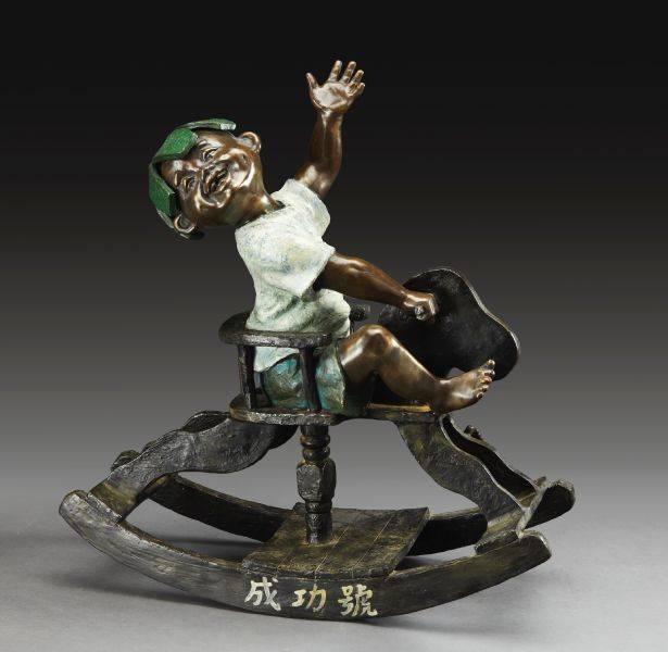 黃國雄-成功馬-坐享其成