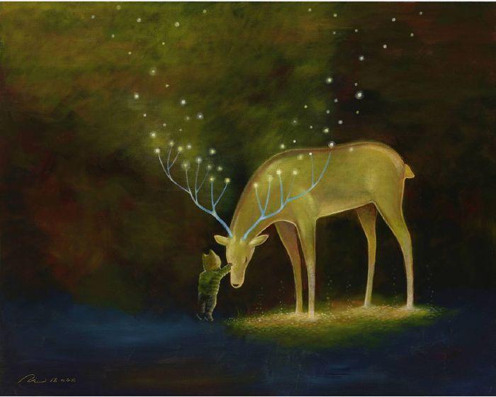 海至-光鹿與小海