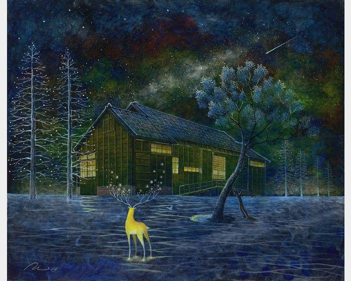 海至-光鹿與老房子的記憶