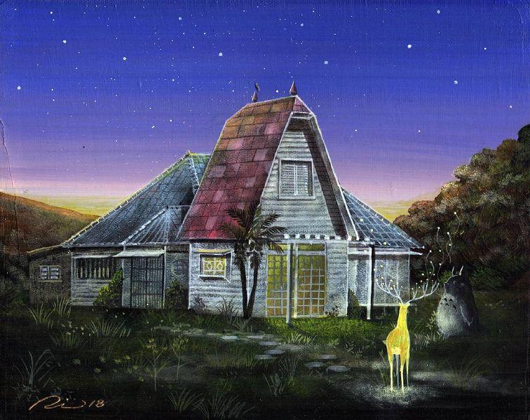 海至-光鹿與草壁之家