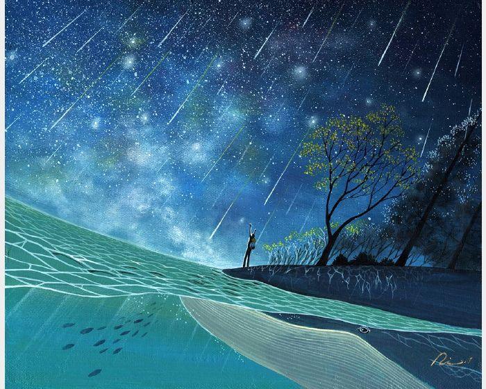 海至-創作的引力