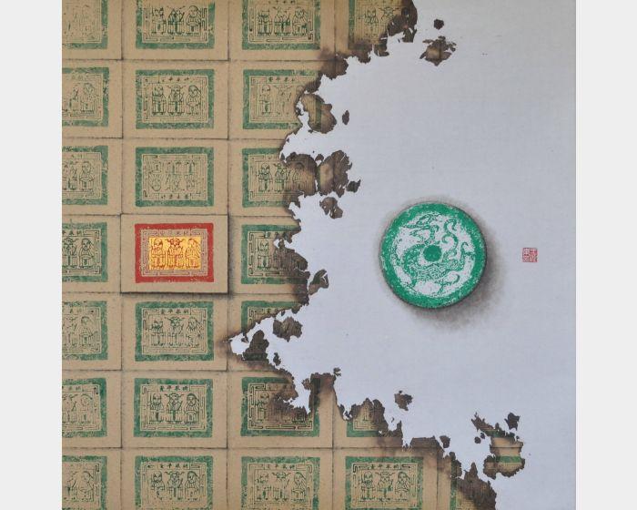 王源東-四靈-青龍