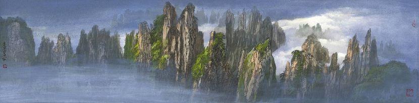 李宗仁-張家界