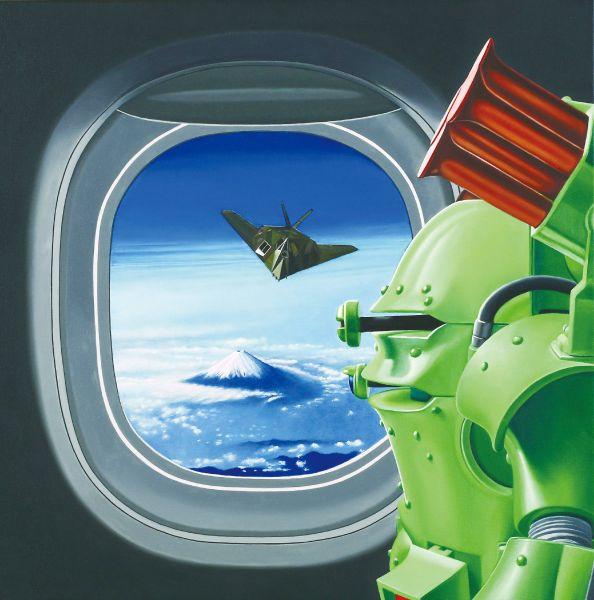 曹文瑞-我們的世界需要F117