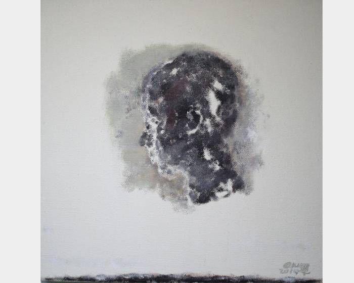 邱軍-玻璃頭 Glass Head