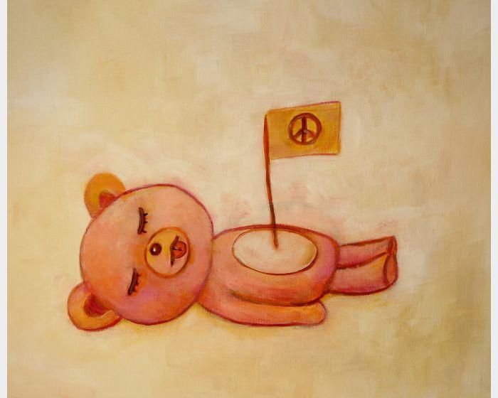 陳威廷-和平的模樣