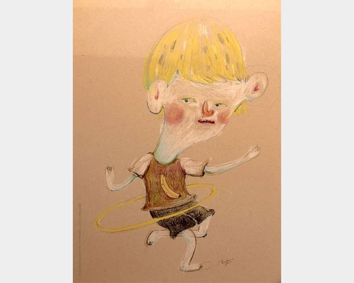 林彥良-黃色呼拉圈