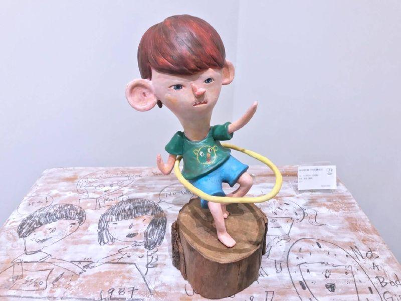 林彥良-黃色呼拉圈(藝術創作者陳威廷共創)