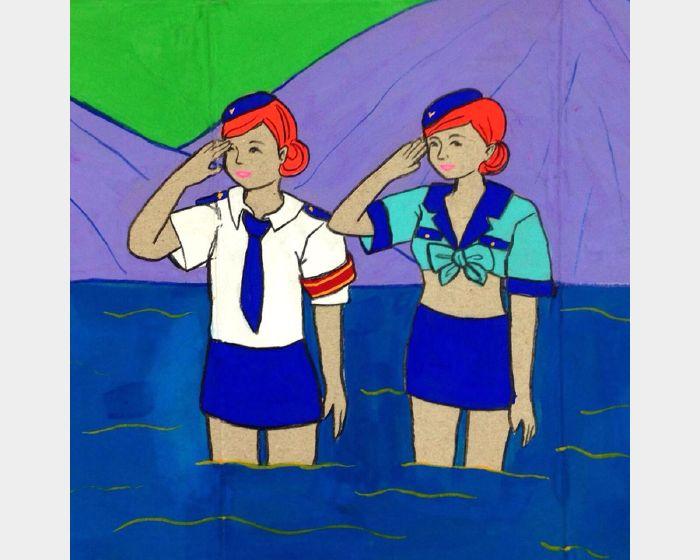 倪瑞宏-住山上的女朋友們