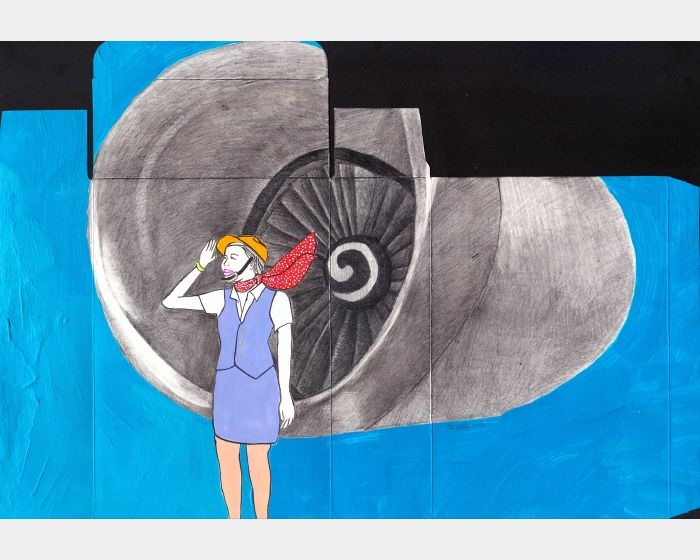倪瑞宏-畢業生涯規劃:我的夢想是當會飛的仙女