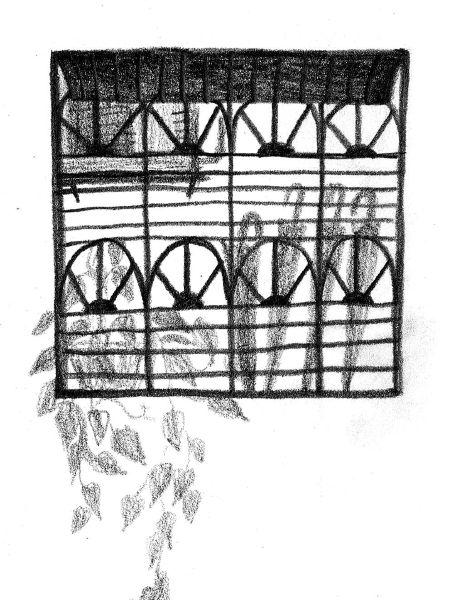 奇亞子-窗景