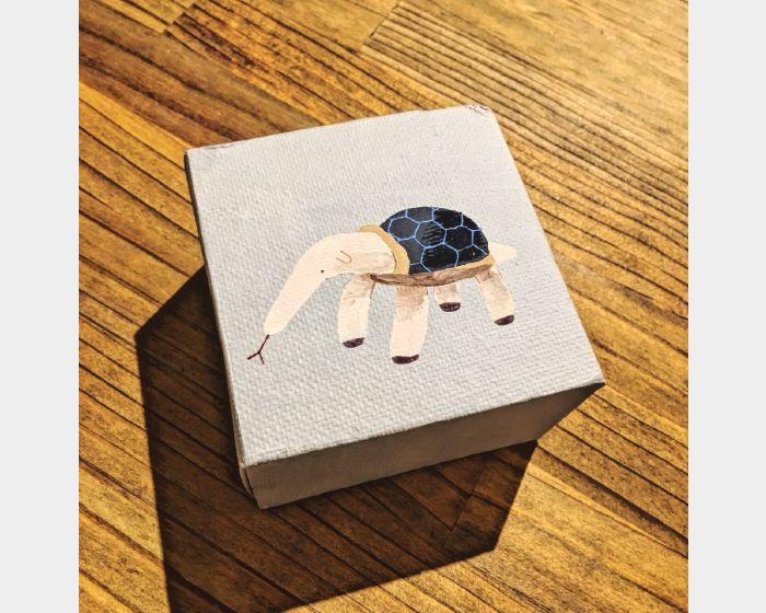 慢熟workroom-食蟻獸龜