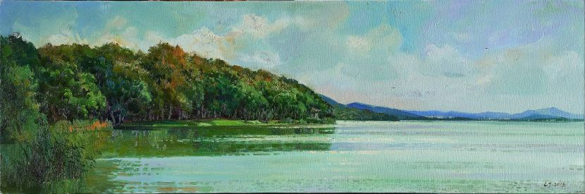 林建-太湖絕佳處
