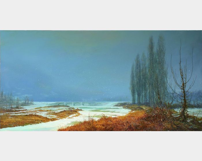 林建-那一年那場雪